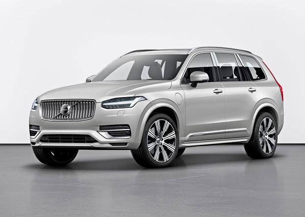 Volvo představuje inovovaný model XC90: Na prvním místě úspory