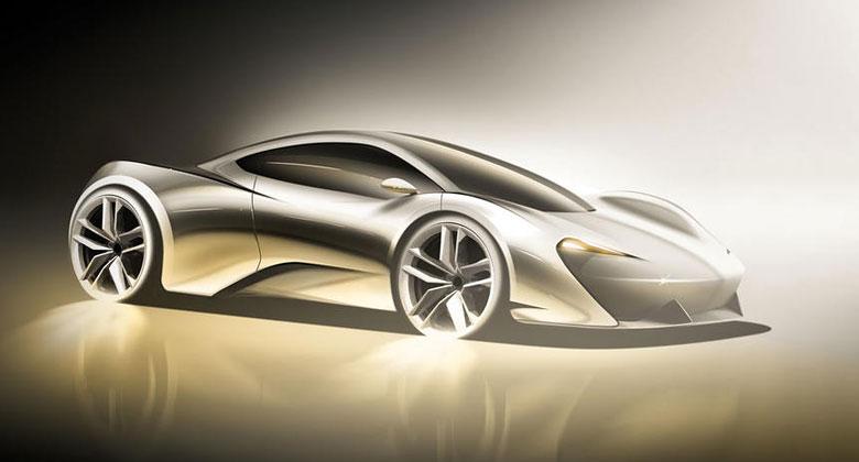 McLaren vábí na nový GT model. Odhaluje jej na první fotce a videu