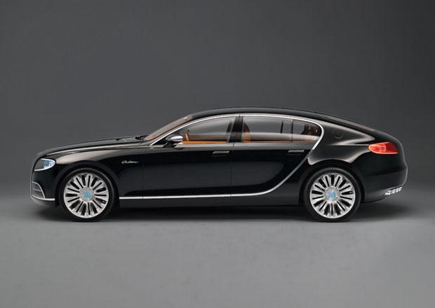 Bugatti plánuje oživit slavné jméno Royale. S nukleárními bateriemi...