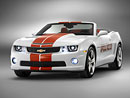 Chevrolet Camaro SS Convertible: Pace car pro Indianapolis 500