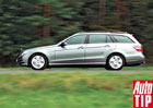 Test 100 000 km: Mercedes-Benz E 350 CDI Kombi