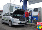 Škoda Fabia přestavěná na CNG: Kolik odříkání pro korunu?