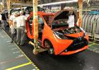Toyota konečně prozradila, co bude vyrábět v TPCA po převzetí kolínské továrny