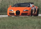 Video: Bugatti slaví deset let modelu Veyron
