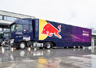 Renault Trucks T 520 High pro Infiniti Red Bull Racing