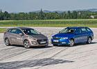 Hyundai i30 Kombi vs. Škoda Octavia Combi