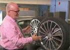 Video: Není liťák jako liťák. Mercedes trefuje díry a likviduje neoriginální výbavu.