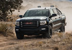 GMC Sierra All Terrain X si hraje na drsňáka (+video)