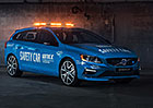 Volvo V60 Polestar: WTCC má nový safety car