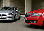 Video: Opel Astra Sports Tourer vs. Škoda Octavia Combi