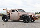 Rat rod Chevy pick-up s V8 5.3: Mad Max by zaplesal