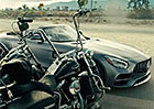 Video: Easy Rider - Mercedes-AMG GT Roadster v reklamě pro Super Bowl