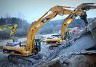 Oprava části D1 má velký skluz, práce se notně protáhnou. Vymění ŘSD stavaře?