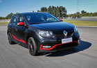 Renault Sandero RS Racing Spirit: Hot-hatch s mapkou okruhu v Brně