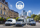 Iveco Daily Blue Power: International Van of the Year 2018