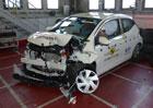Euro NCAP 2017: Toyota Aygo – Podle výbavy může mít tři nebo čtyři hvězdy