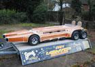 George Barris SnakePit je šestikolový roadster s šesti osmiválci Ford za 16 milionů dolarů