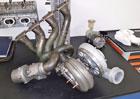 Chcete do své Octavie TDI pořádné turbo? Kupte si to z motoru F1!