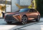 Lexus LF-1 Limitless: Luxusní vize SUV budoucnosti je tady!