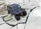 Hunta Overcomer: Seznamte se s běloruským monstrem, které zvládne jakýkoliv terén. Umí i plavat!