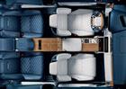 Dvoudveřový Range Rover se vrátí. Automobilka odhaluje jeho luxusní interiér