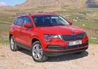 Na nové SUV Škoda Karoq čekají lidé déle než na jiné modely