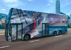 Volvo Buses uvádí nový podvozek pro patrové autobusy