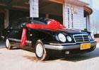 Jak začínal čínský majitel Volva? Mercedesem s technikou Audi!