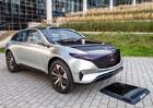 Mercedes-Benz EQ míří do Ženevy. Na autosalonu se ukáže v sériové podobě