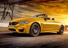 BMW M4 Cabrio 30 Jahre Edition připomíná první M3 Cabrio