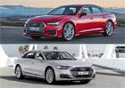 Poznáte nové Audi A6 od A8? Porovnejte rozdíly mezi nimi!