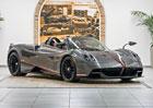 Pagani společně s Dainese připravilo revoluční střechu pro Huayra Roadster