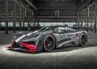 Techrules Ren RS míří s italským designem, elektromotory a turbínami na závodní okruhy
