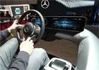 Ženeva 2018: Nový infotainment Mercedesu s námi nechtěl mluvit