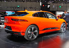 Ženeva 2018: Jaguar I-Pace poprvé naživo. Elektrického crossoveru by se Tesla měla bát!