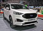 Ženeva 2018: Prozkoumali jsme Ford Edge, i když je to pečlivě střežené zboží