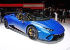 Lamborghini Huracán Performante Spyder: Hodně rychle a hodně lehce s větrem ve vlasech