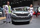 Škoda na autosalonu v Ženevě: Vision X není sám!