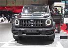 Ženeva 2018: Nový Mercedes třídy G a AMG GT 4-Door Coupé. Jsem zamilovaný!