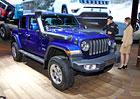 Ženeva 2018: Jeep Wrangler poprvé naživo. Drsný offroad s vtipnými detaily