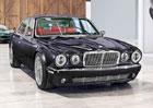 Jaguar pro bubeníka Iron Maiden zmodernizoval klasický sedan XJ6 z roku 1984