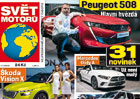 Svět motorů 11/2018: Jak se žije nočnímu řidiči pošty