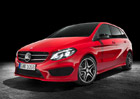 MPV Mercedes-Benz B se dočká nové generace. Přijde i sedmimístný model
