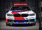 BMW představí v letošním roce ostřejší M5 Competition