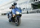 Yamaha rozšiřuje nabídku o sportovní skútr TMAX SX Sport Edition
