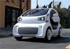 První auto z 3D tiskárny: V příštím roce do výroby?