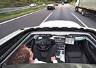 Autonomní auta zabrání zácpám. Prý stačí jedno...