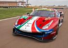 Ferrari 488 GTE Evo chce vyhrát v Le Mans
