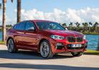 Nové BMW X4 prozradilo české ceny. Jak si stojí proti konkurenčnímu GLC kupé a Velaru?