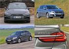 Velký test reálné spotřeby 50 aut! Víme, která auta jsou na skutečných silnicích nejúspornější!